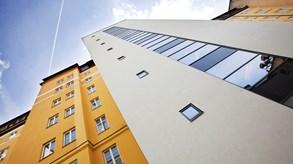 Vårdbyggnader på Södra Älvsborgs sjukhus