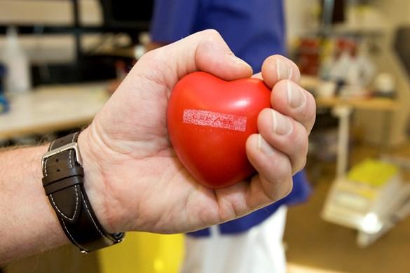 Ditt blod behövs till våra patienter